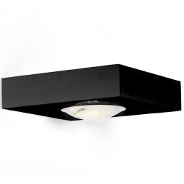 wev-311174B4 Wever Ducré Leens wandlamp LED zwart