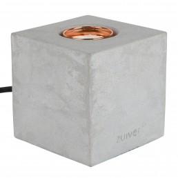 zui-5200022 Zuiver Bolch tafellamp Concrete