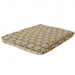 zui-8700009 Zuiver Cosima plaid Yellow
