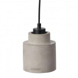 zui-5300094 Zuiver Left hanglamp beton