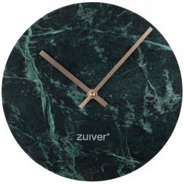 zui-8500034 Zuiver Marble Time klok Green