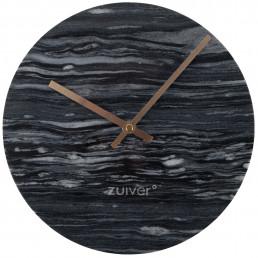 zui-8500035 Zuiver Marble Time klok Grijs