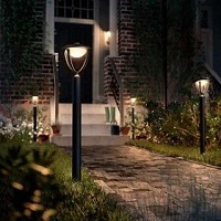 Tuinverlichting sokkel-lantaarn
